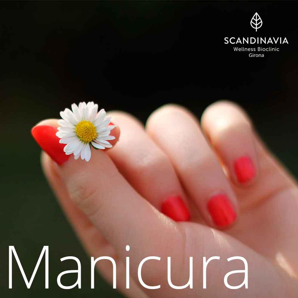 manicura a Scandinavia Girona