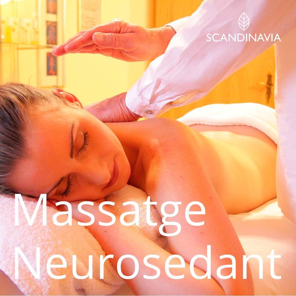 Massatge Neurosedant o relaxant o antiestrès