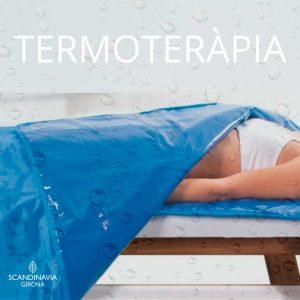 Termoteràpia o Termosudoració, reducció de volum generalitzat