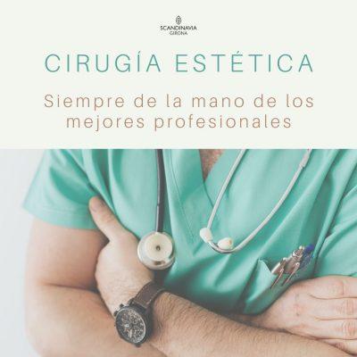 Cirugía estética con Clínica Riba